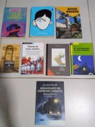 Livros super novos
