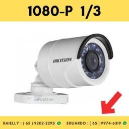 Câmera de Segurança Bullet HikVision Infravermelho 20 Metro