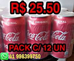 Título do anúncio: Coca cola lata - Distribuidora de bebidas