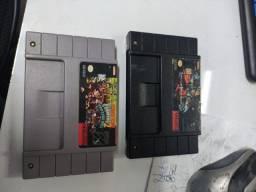 Título do anúncio: Cartuchos originais super Nintendo