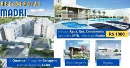 Título do anúncio: Aluga-se Apartamento no Residencial Madri