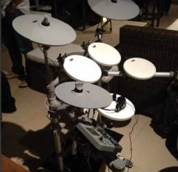 Título do anúncio: Bateria Eletrônica Kat Percussion Kt2 Electronic Drum Kit