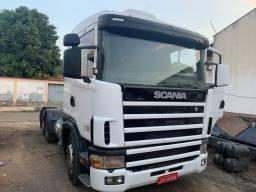 Título do anúncio: Scania 124 R400 2002