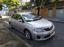 Título do anúncio: Corolla 2013 Automático 48 de 1140 + 18.000 de ent. Revisado e com garantia