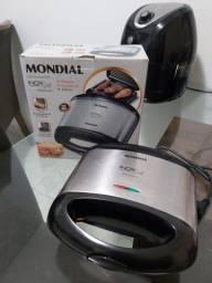 Título do anúncio: Sanduicheira Grill Mondial