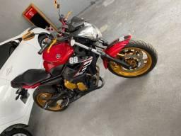 Título do anúncio: Yamaha XJ6 600cc 2012