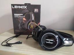 Título do anúncio: Headset Gamer Com RGB Lehmox Gt-F3