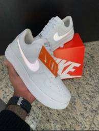 Título do anúncio: Tênis Nike Air Force One Refletivo - 199,99
