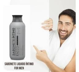 Sabonete Líquido Íntimo For Men 200 Ml Masculino Wash Racco