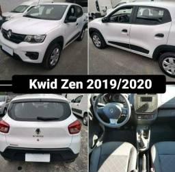 Título do anúncio: Kwid Zen 2019/2020 -Único Dono