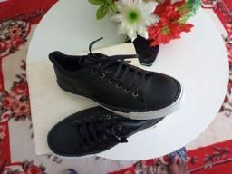 Título do anúncio: Sapato esporte em couro