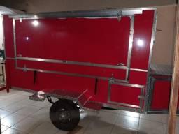 Título do anúncio: W.s metalúrgica serralheria e fábrica de trailers