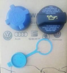 Título do anúncio: Jogo de Tampas Óleo Res. Expansão e Lavador Motores AP 1.6 1.8 2.0 Originais Volkswagen