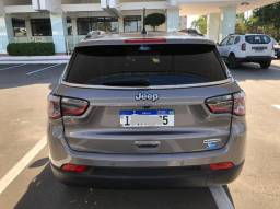 Vendo Jeep Compass longitude 2018 cinza antique