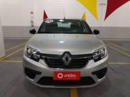 Renault Sandero 1.0 Life Flex Completo 2020