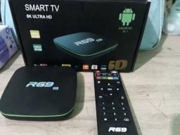 Vendo aparelho TV box  novo