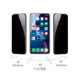 Título do anúncio: Película 3d Privacidade Anti Spy P/ iPhone 7,8, X, XS, XR, 11, 11 PRO, 12 PRÓ MAX