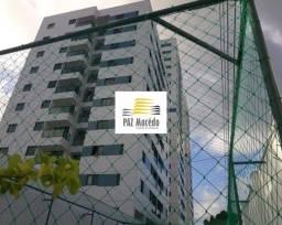 Título do anúncio: Apartamento 3 quartos (1 suite) 67,68 m², 1 vaga, varanda e lazer completo na Imbiribeira