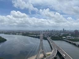 Título do anúncio: Que tal da varanda ver uma bela vista, pra rio mar e recife antigo !...
