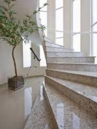 Impermeabilização de escadas granito.