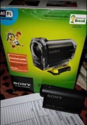 Título do anúncio: Câmera de ação Sony HDR as15