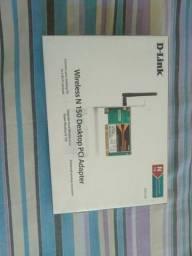 Baixei o preço - Wireless N150 Desktop PCI Adapter