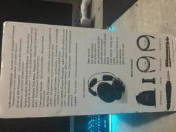 Superlux Hd668b Headphone Fone De Ouvido Profissional Dj
