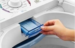 Máquina de lavar Electrolux novinha pouco tempo de uso