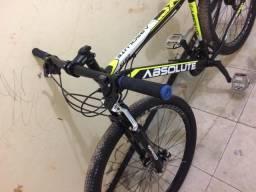 Vendo bicicleta aro 29 c/ u mês de uso