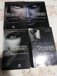 Livros Diários do Vampiro