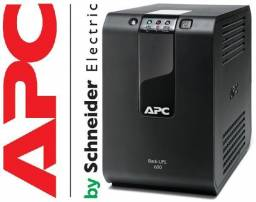 APC Back-ups BZ600-BR No-break, Bateria Fraca