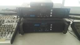 Mesa de som/ amplificadores/mesa de edicao