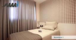 Ecoville - Apartamento com 2 dormitórios sendo 1 suíte com 7