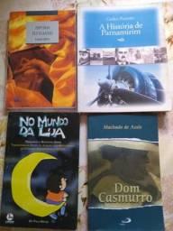 4 livros sobre temas importantes