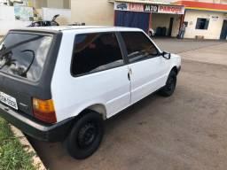 Vende-se Fiat Uno ano 97/98 Branco 2 portas leia a descrição - 1998