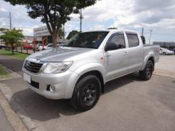 Toyota Hilux CD 2.5 Turbo Diesel 4x4 ( Confira ) - 2012