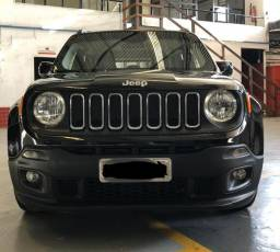 Jeep renegade longitude flex blindado 2016 - 2016
