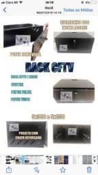 Rack CFTV e Redes