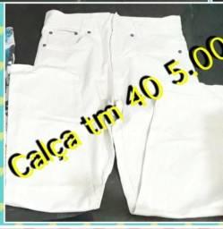 Calça masculina tm 40