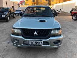 Pajero Sport 4x4 Diesel - 2001 - 2001