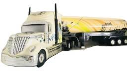 Caminhão Controle Total com Som e Luzes Heavy Truck