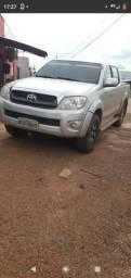 Hilux 4x4 2006/2006 diesel - 2006