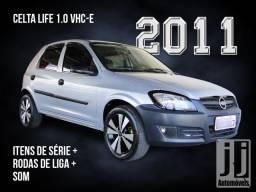 CHEVROLET CELTA 2011/2011 1.0 MPFI VHCE LIFE 8V FLEX 4P MANUAL - 2011