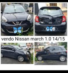 Nissan march 1.0 14/15 - 2015