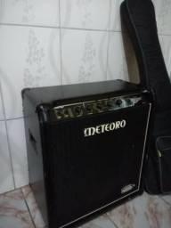 """Amplificador Meteoro Nitrous 150 (Contra Baixo) """"4X s/ Juros"""""""