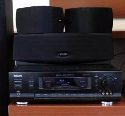Receiver philips fr752