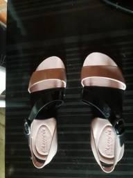 Vendo sandália rasteira cherry by boaonda