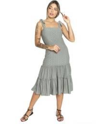 Vestido Midi Lese - P / G