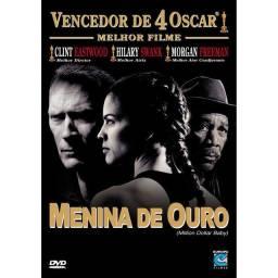 DVD ORIGINAL  - MENINA DE OURO