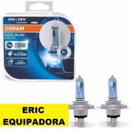 Lampadas Osram Cool Blue Intense ate 30 por cento a + ( O Par ) - Intalada comprar usado  Recife